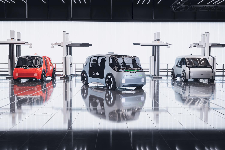 Car News | Jaguar Land Rover unveils futuristic pod transport | CompleteCar.ie