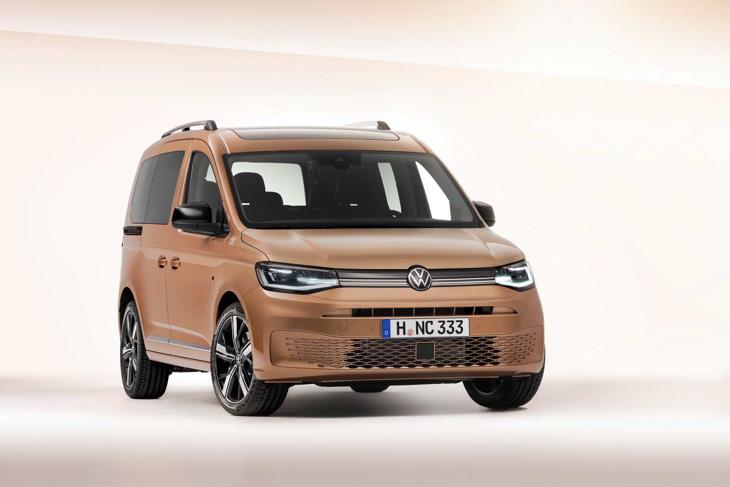 Car News | New Volkswagen Caddy grows in size and substance | CompleteCar.ie