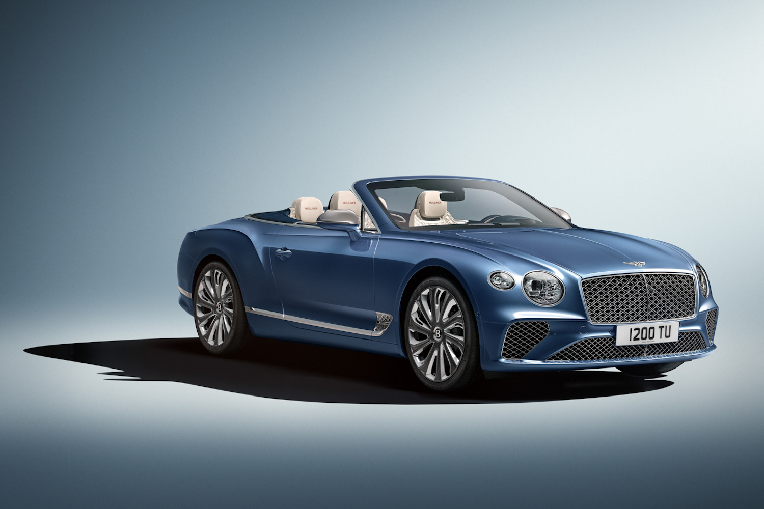 Car News | Bentley Continental GT Mulliner Convertible debuts | CompleteCar.ie