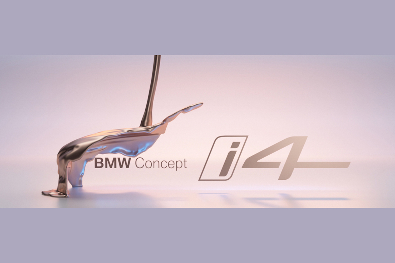 Car News | BMW teases new i4 concept ahead of Geneva | CompleteCar.ie