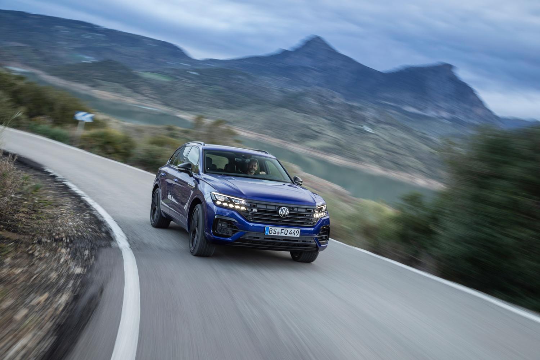 Car News | Volkswagen Touareg R arrives in Ireland next year | CompleteCar.ie
