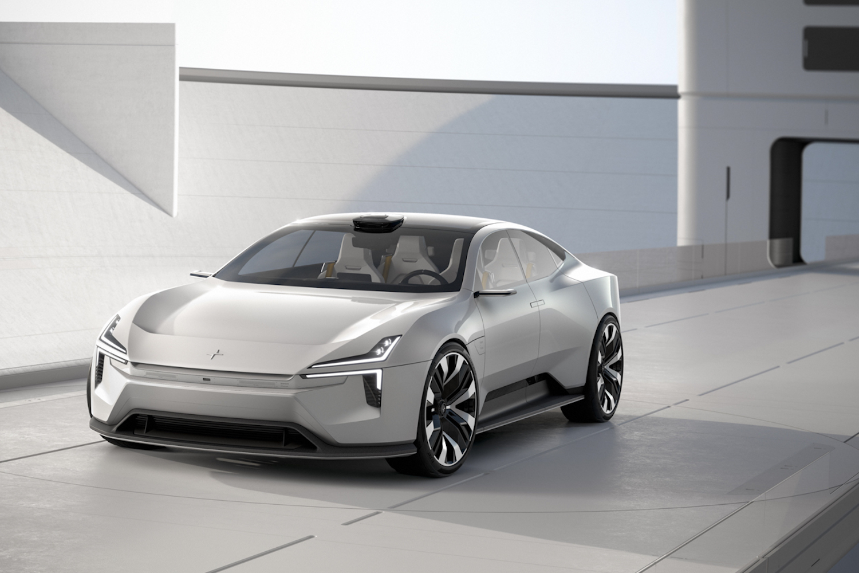 Car News | Polestar Precept at the Geneva Motor Show | CompleteCar.ie