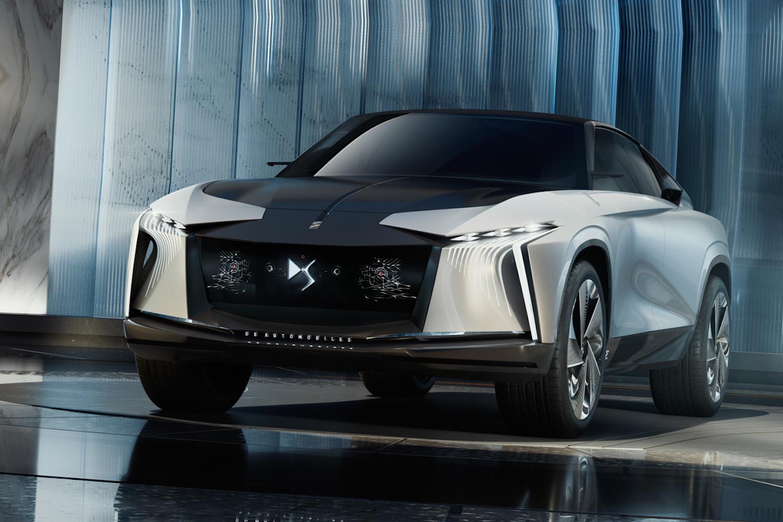 Car News   DS Aero Sport Lounge concept revealed   CompleteCar.ie
