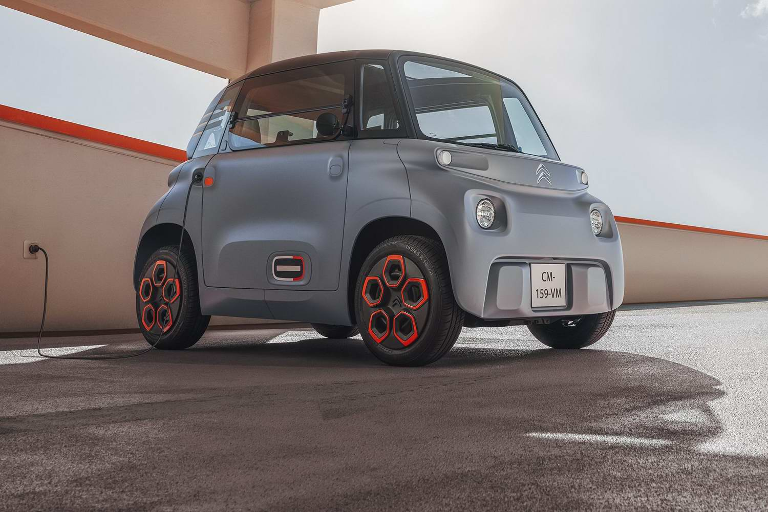 Car News | Citroen Ami two-seat electric car unveiled