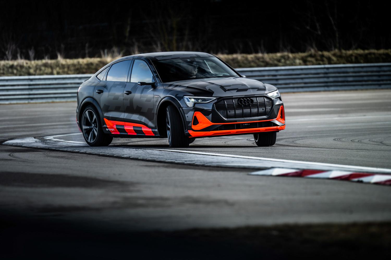 Car News | Audi confirms e-Tron S-models