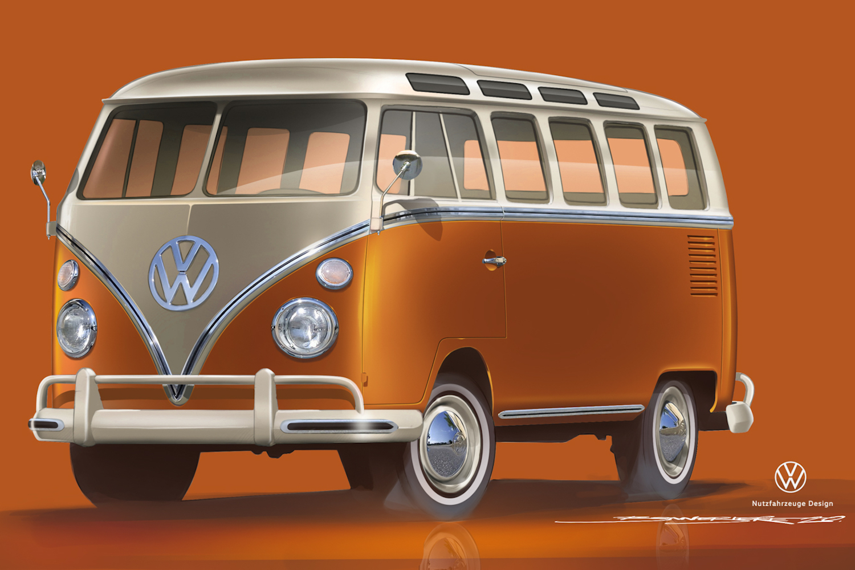 Car News | Volkswagen Transporter electric conversion