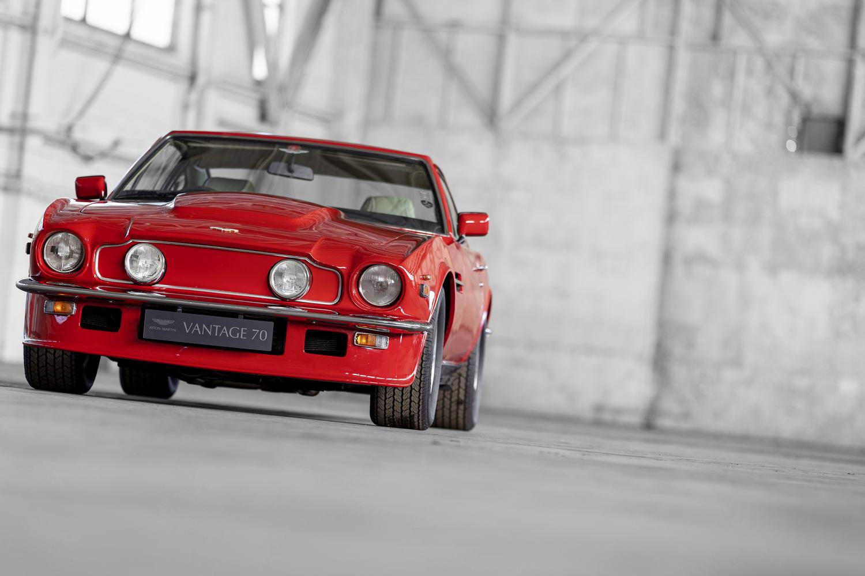 Car News   Aston Martin celebrates 70 years of Vantage   CompleteCar.ie