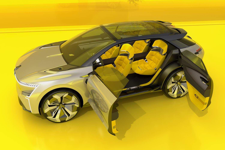 Car News | Renault Morphoz concept shows electric car future | CompleteCar.ie
