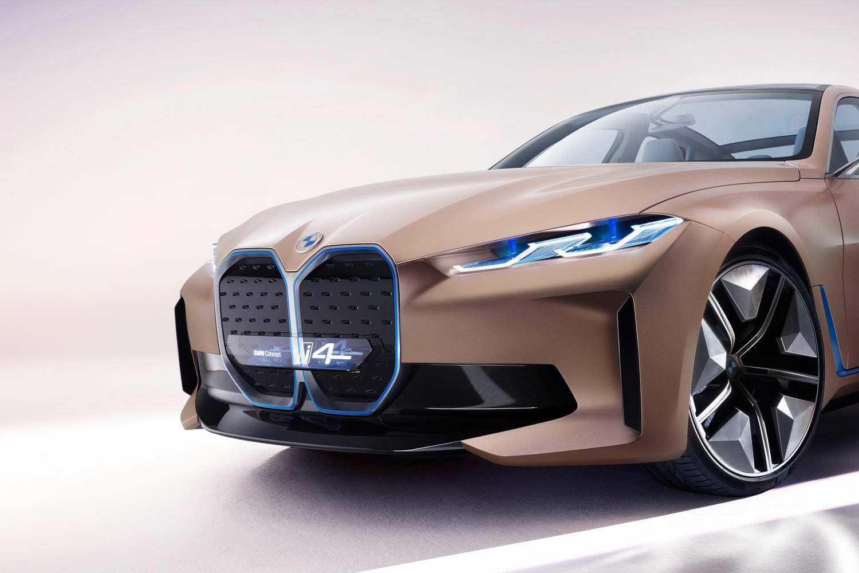 Car News | BMW i4 EV previewed in concept form | CompleteCar.ie