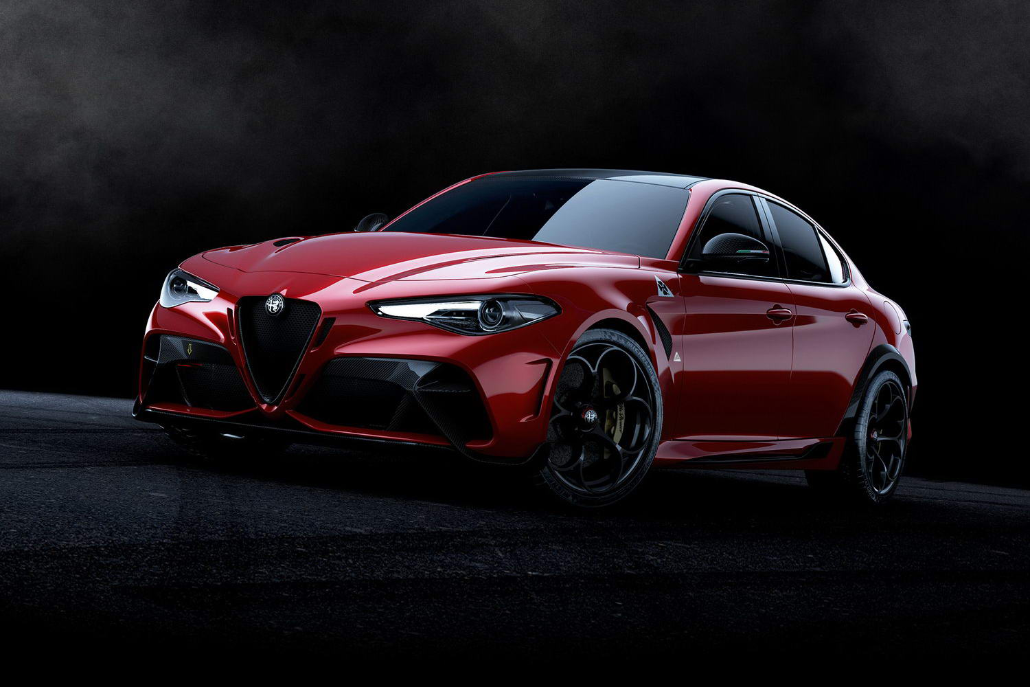 Alfa Giulia GTA revealed