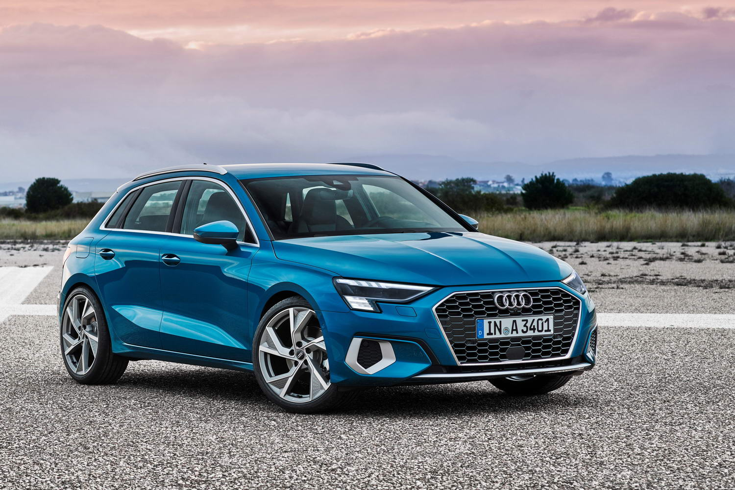 Car News | Audi shows off new A3 hatchback | CompleteCar.ie