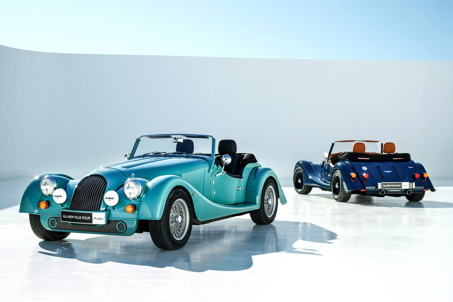 Car News | Morgan shows off new Plus Four | CompleteCar.ie