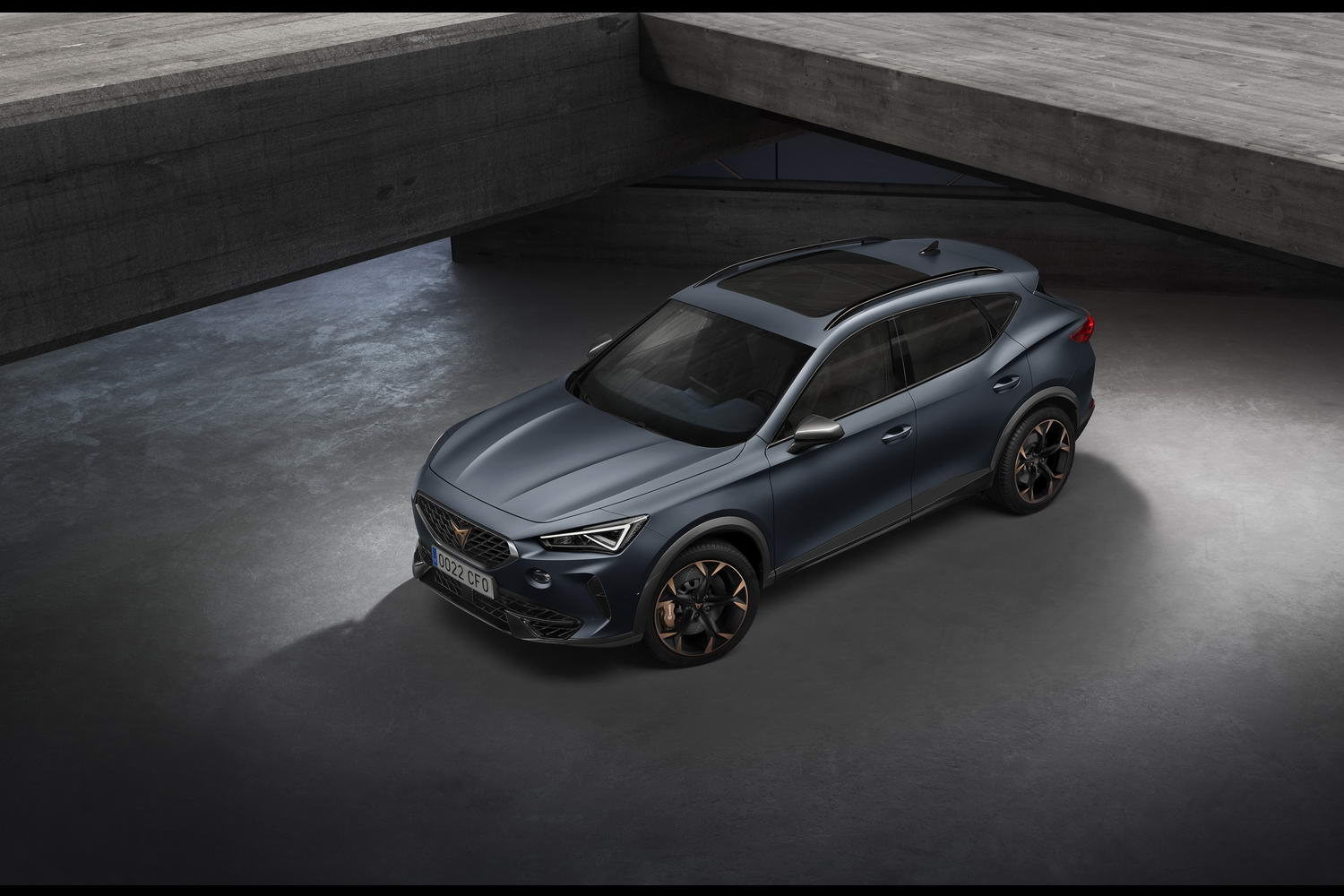 Car News | Cupra Formentor makes its debut | CompleteCar.ie