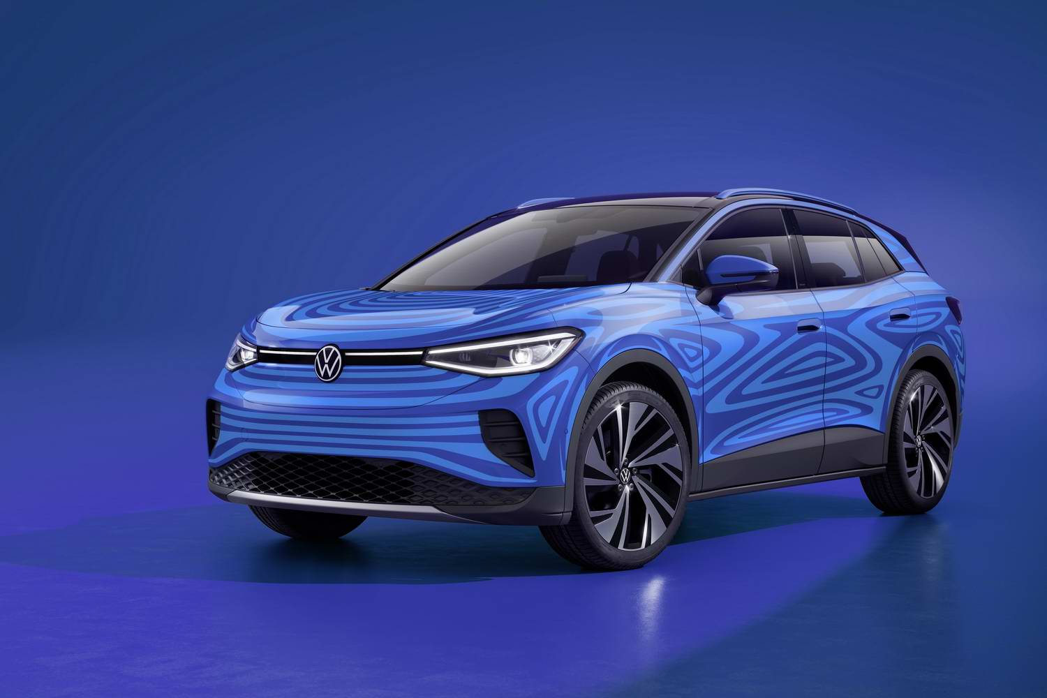 Car News | Volkswagen ID.4 to have 500km range | CompleteCar.ie