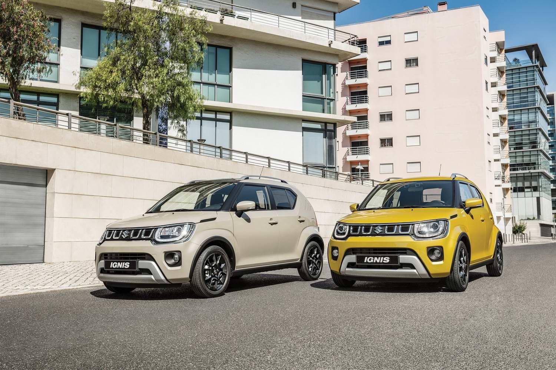 Car News   Suzuki updates cutesy Ignis   CompleteCar.ie