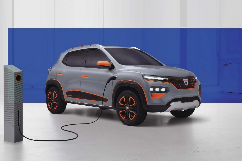 Car News   Dacia reveals first EV: the Spring Electric   CompleteCar.ie