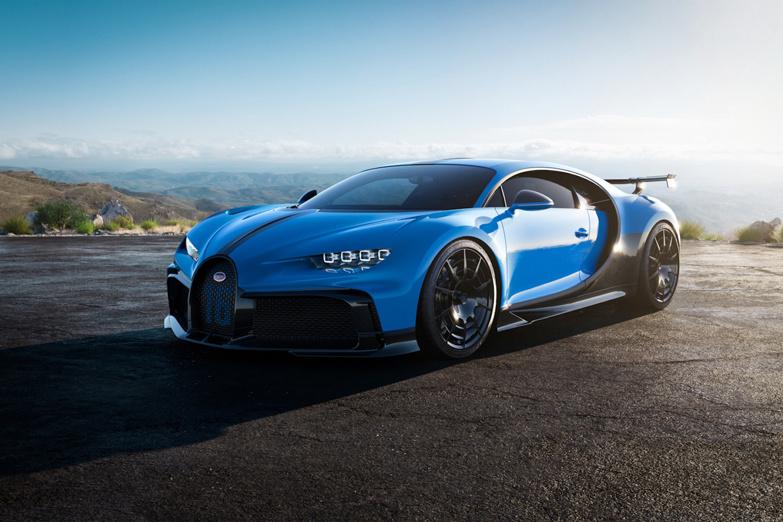 Car News   Sharper handling for Bugatti Chiron Pur Sport   CompleteCar.ie