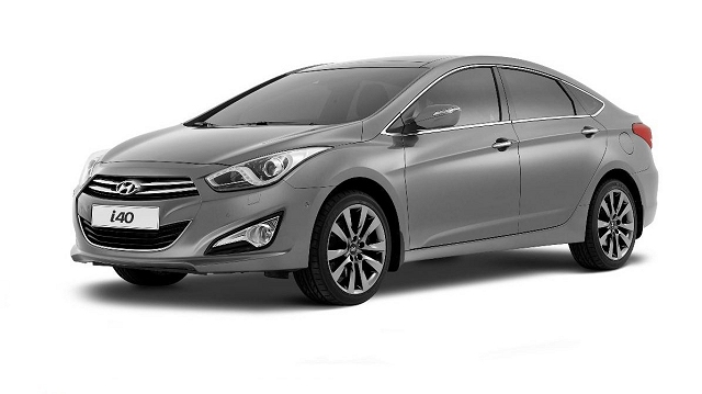 Car News | Hyundai i40 saloon to cost from €24,995 | CompleteCar.ie