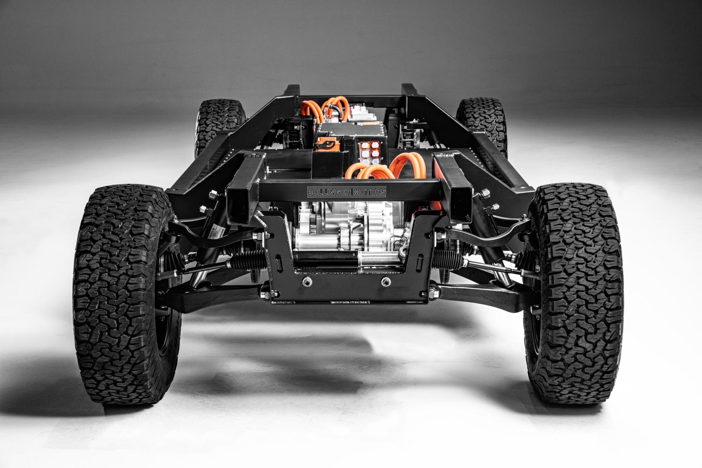 Car News | Bollinger Motors shows off Class 3 Electric Platform | CompleteCar.ie