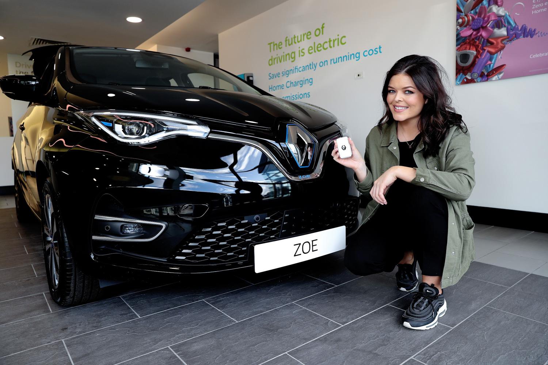 Car News | New Renault Zoe EV arrives in Ireland | CompleteCar.ie
