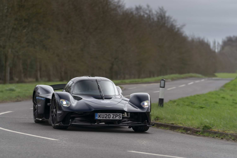 Car News | Aston Valkyrie sallies forth onto public roads | CompleteCar.ie