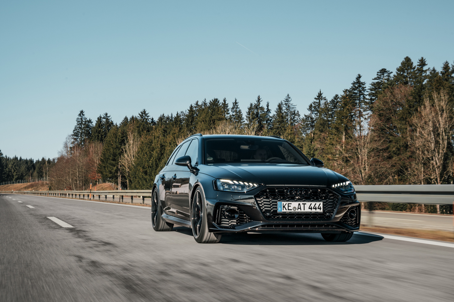Car News | Abt tunes up revised Audi RS 4 | CompleteCar.ie