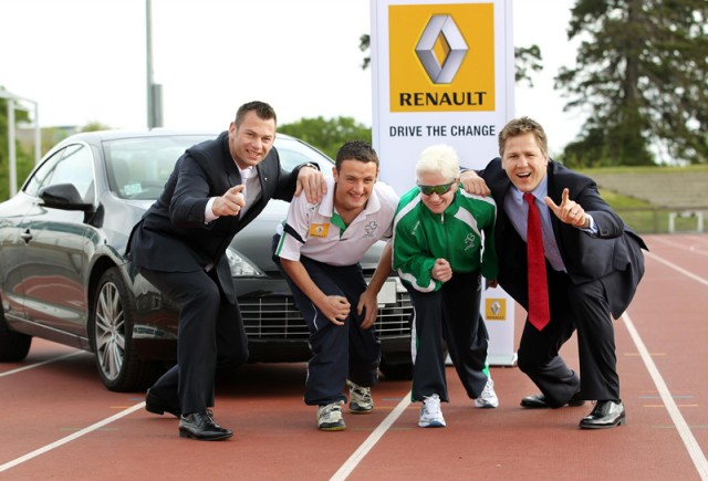 Car News | Buy a Renault this weekend to support Paralympics | CompleteCar.ie