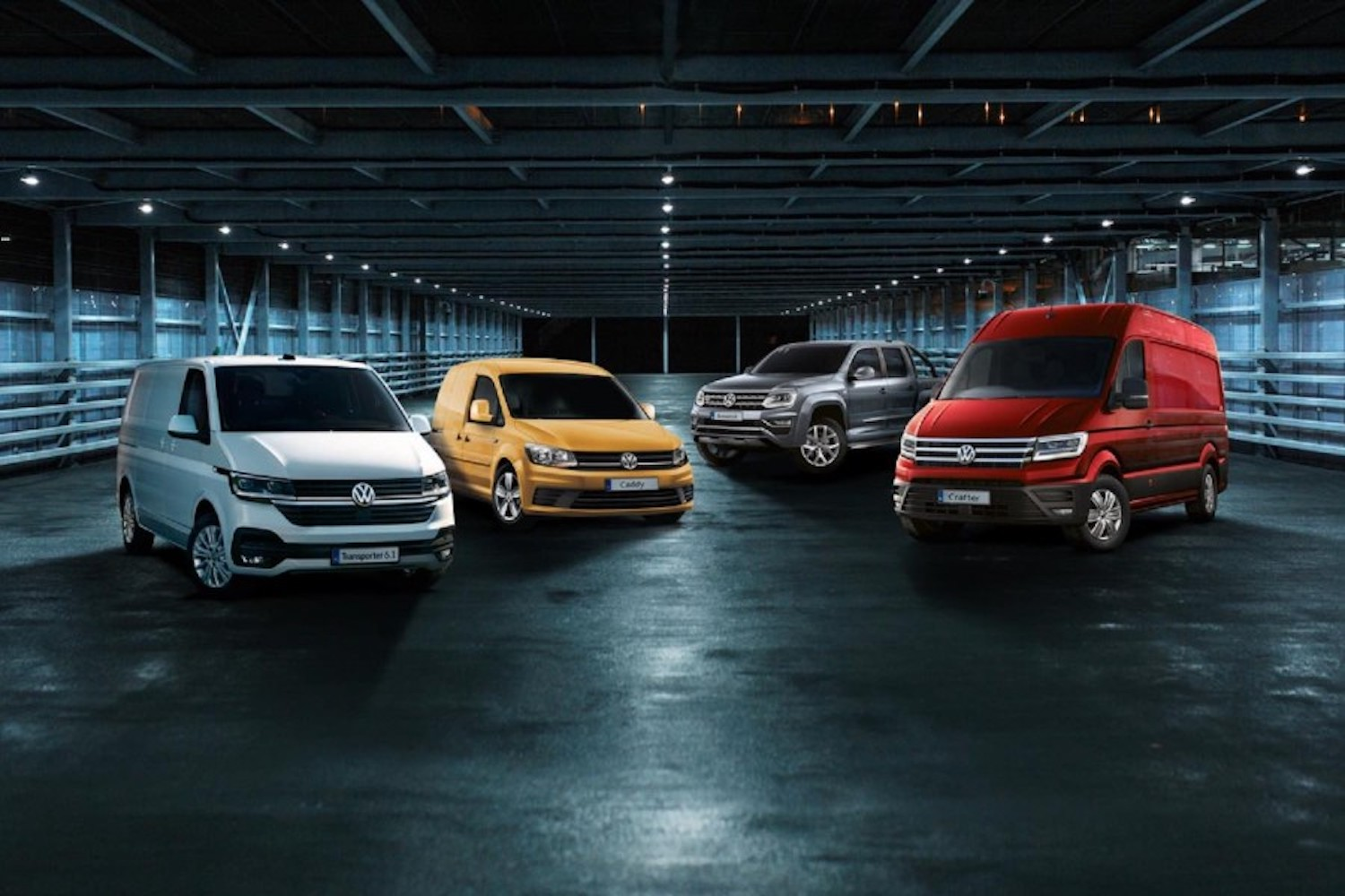 Car News | Volkswagen keeps van service bays open for critical workers | CompleteCar.ie