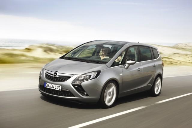 Car News | Opel Zafira to make Frankfurt debut | CompleteCar.ie