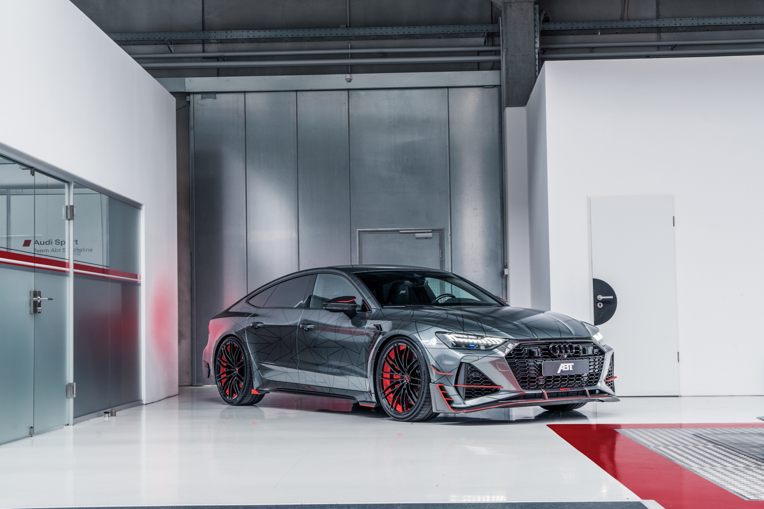 Car News | Abt boosts Audi RS 7 to 740hp | CompleteCar.ie