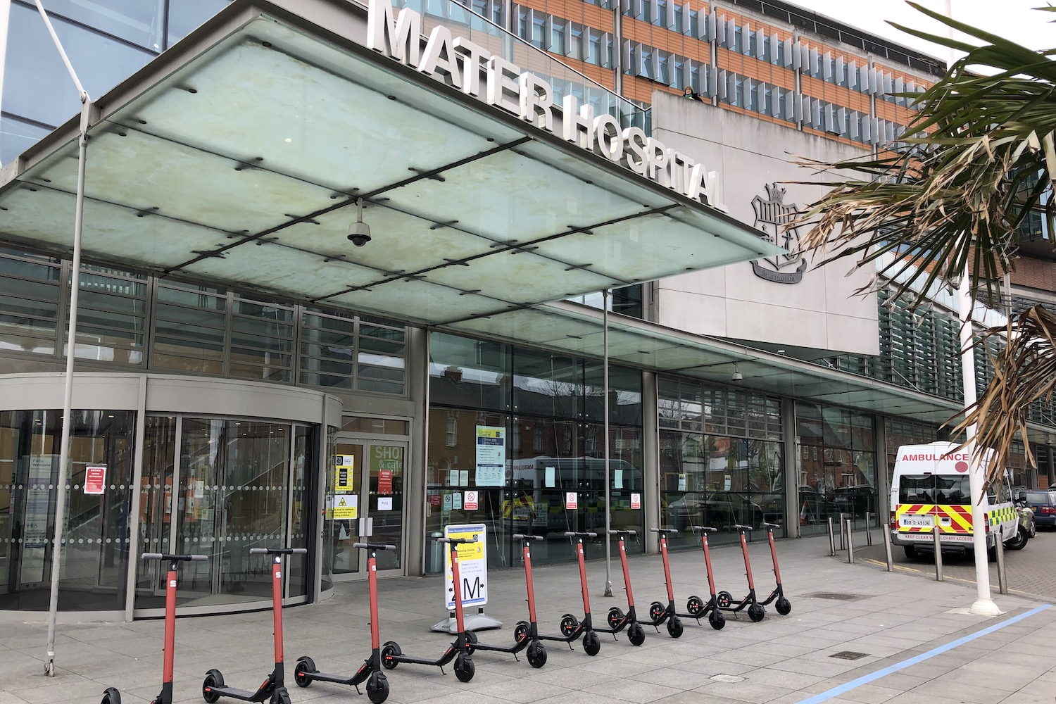 Car News | SEAT provides e-Scooters to Mater Hospital