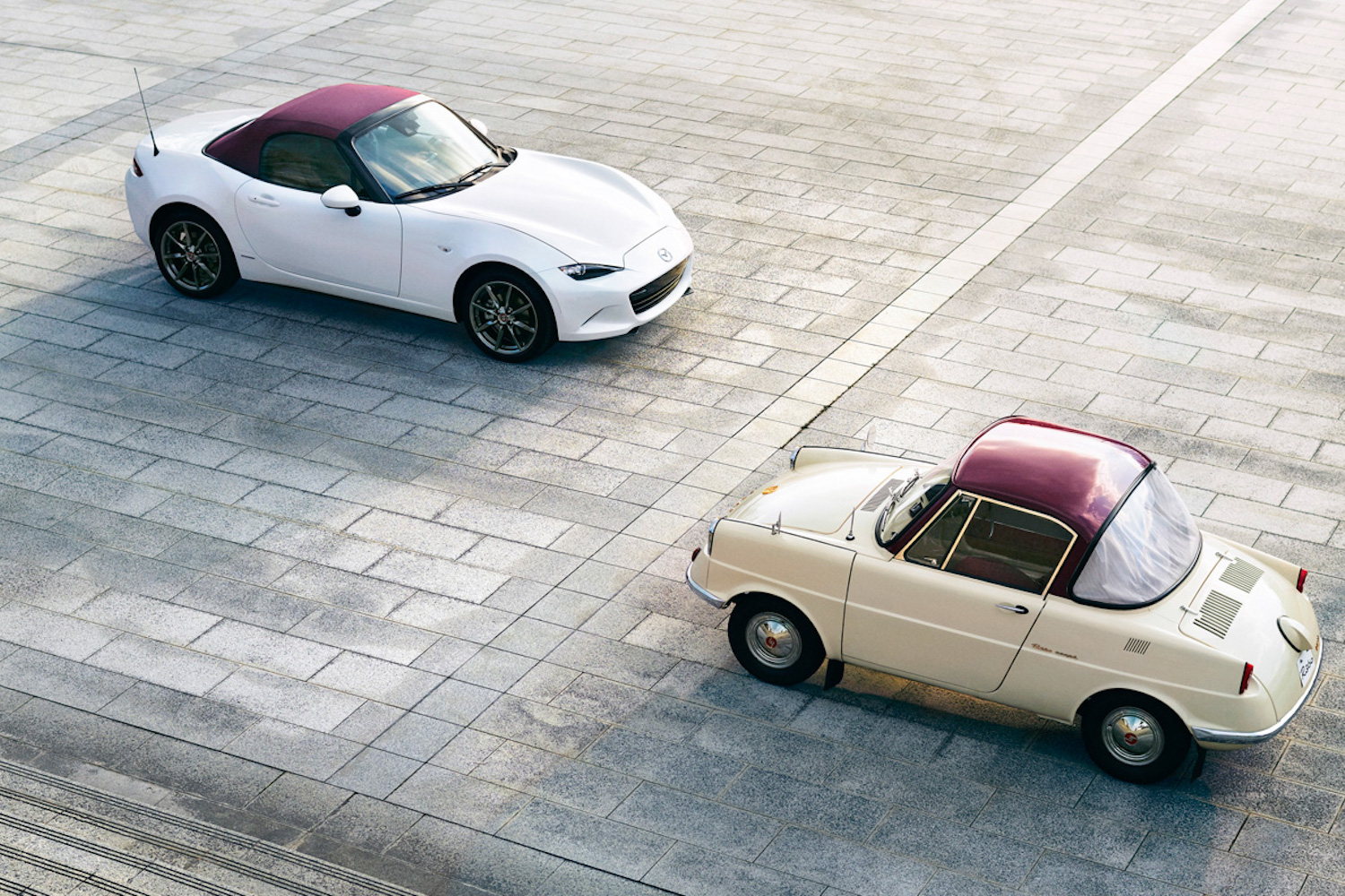 Car News | Mazda 100th Anniversary edition models