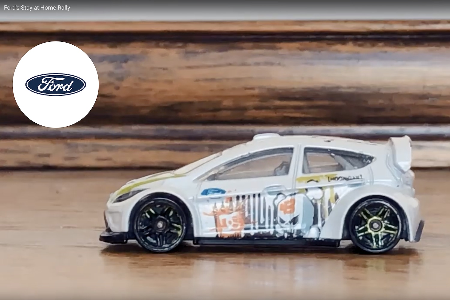Car News | Stay at home advice from Ken Block and Ford | CompleteCar.ie