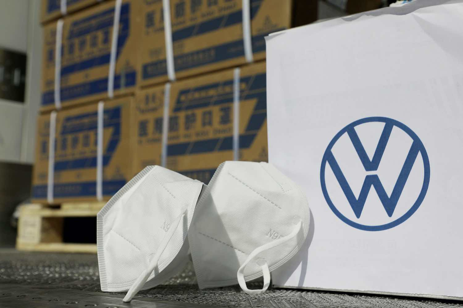 Car News | Volkswagen sees clear signs of recovery in China | CompleteCar.ie