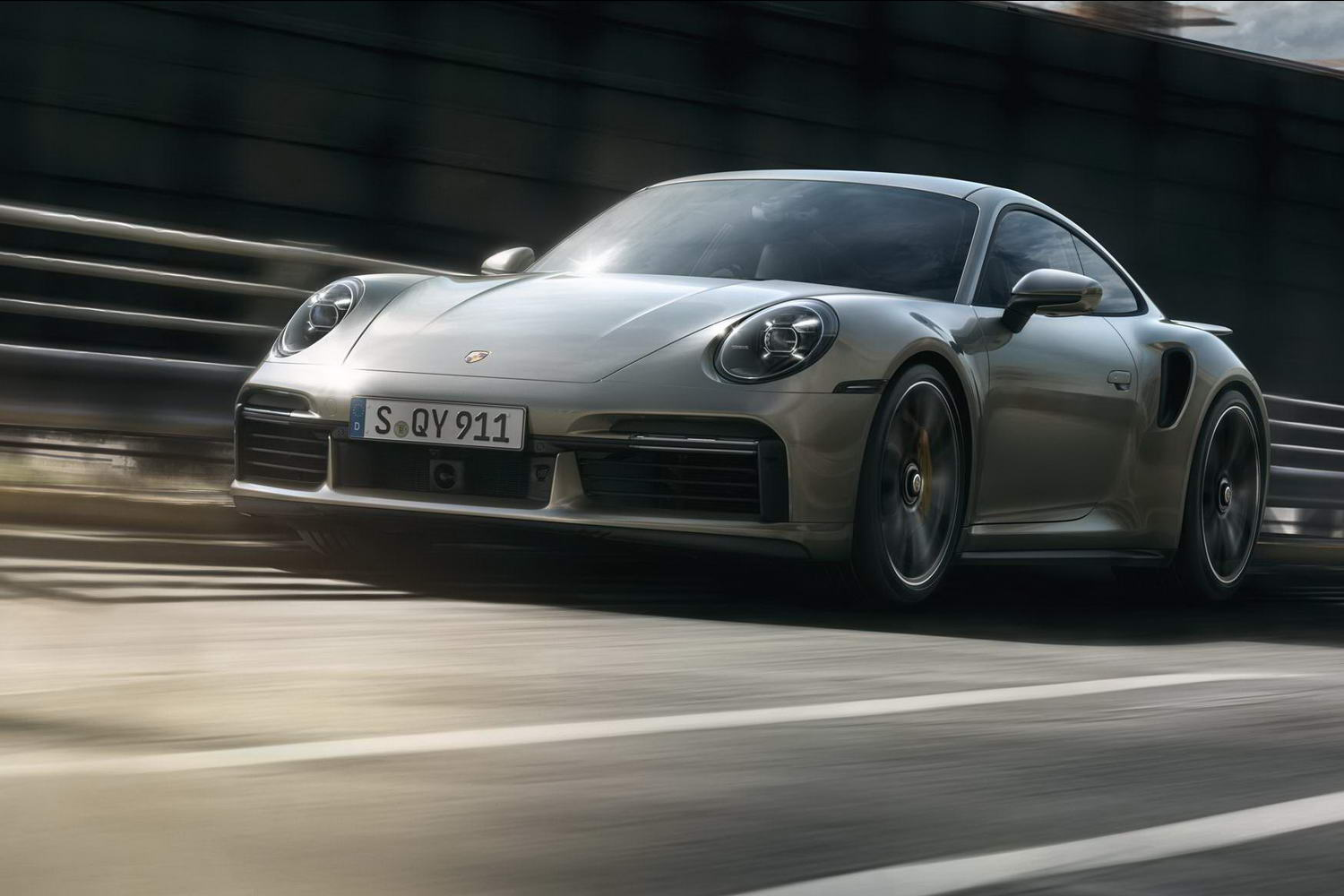 Car News | Porsche reveals aero tricks of new 911 Turbo | CompleteCar.ie