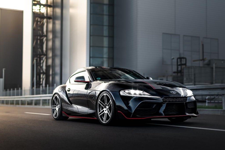 Car News   BMW tuner develops hot Toyota Supra   CompleteCar.ie