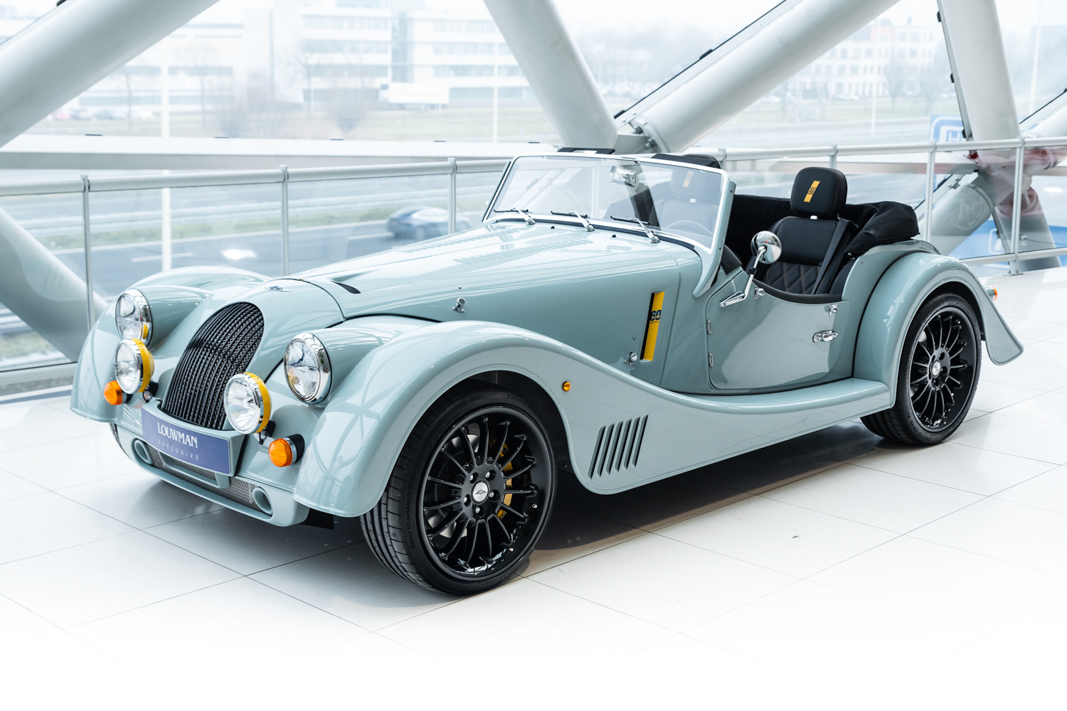 Car News | Morgan launches special LE60 editions | CompleteCar.ie