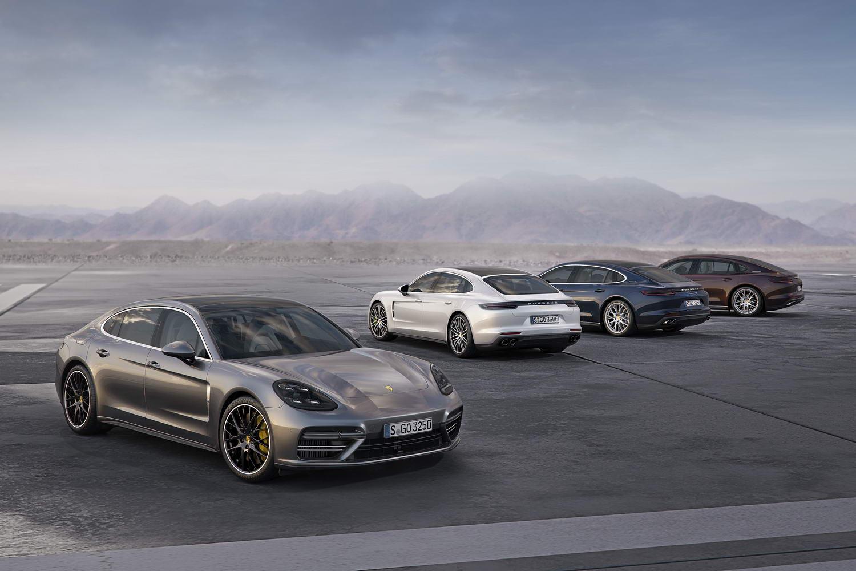 Car News   Porsche dominates luxury market in Ireland   CompleteCar.ie