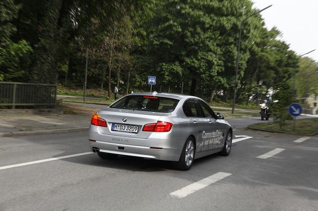 Car News | New BMW 'turn assist' tech | CompleteCar.ie