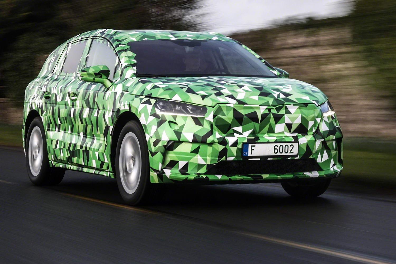 Car Reviews | Skoda Enyaq (2020 prototype) | CompleteCar.ie
