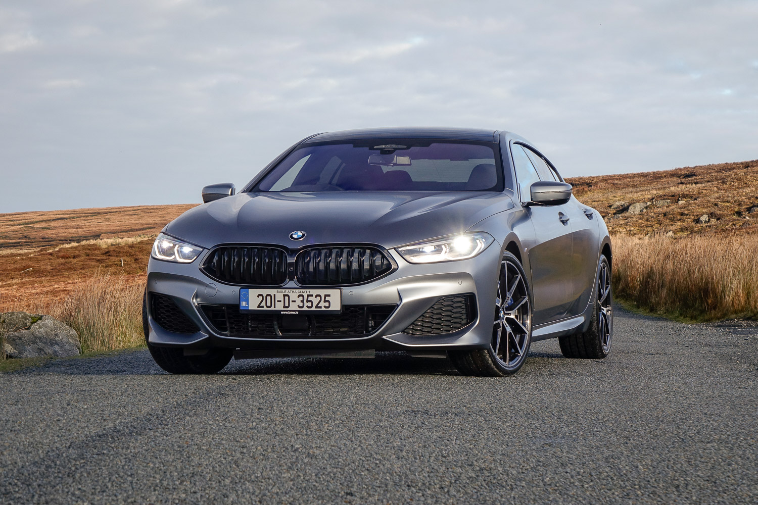 Car Reviews | BMW 840i Gran Coupe (2020) | CompleteCar.ie