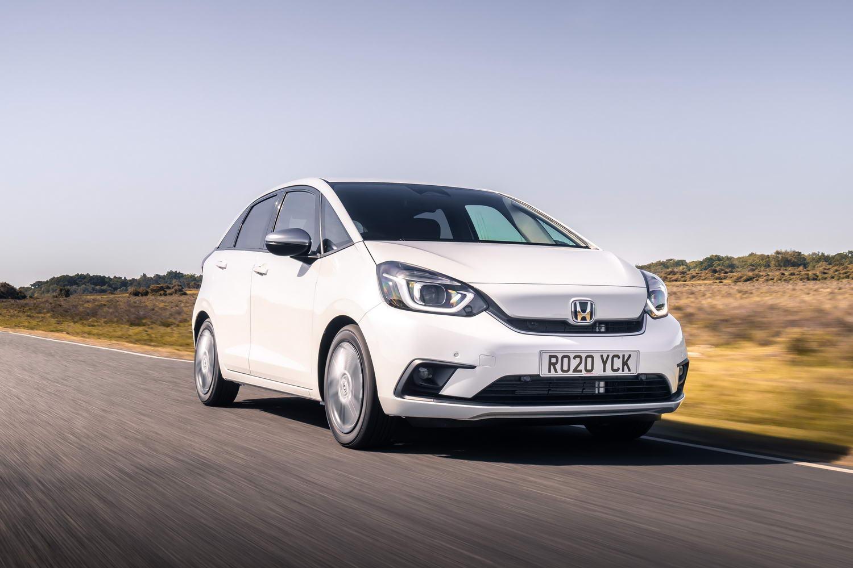 Honda Jazz hybrid (2020) review