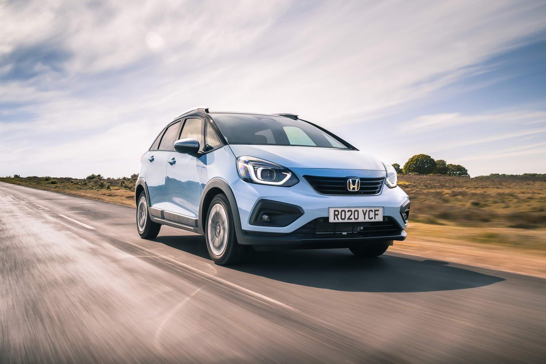 Car Reviews | Honda Jazz Crosstar (2020) | CompleteCar.ie