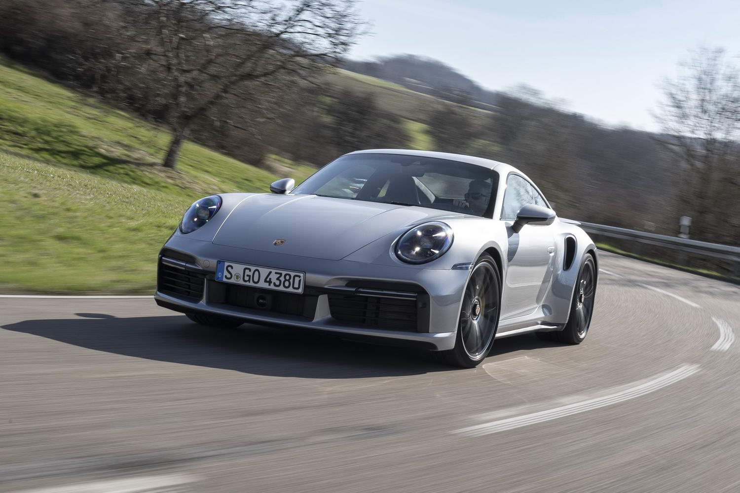 Car Reviews | Porsche 911 Turbo S (2020 - 992) | CompleteCar.ie