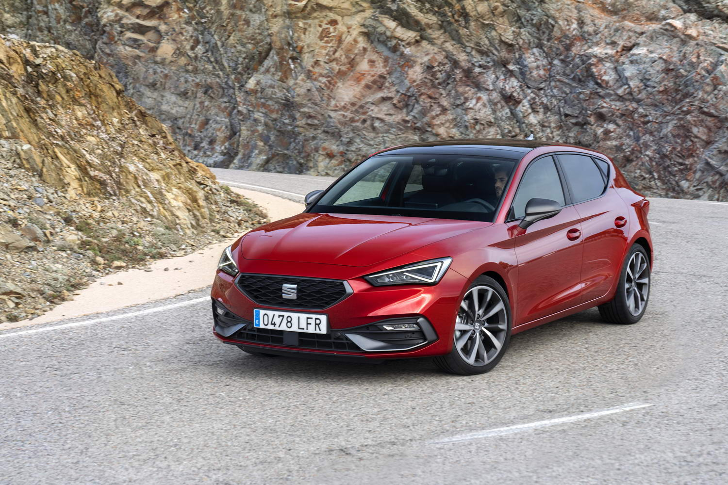 SEAT Leon TSI FR (2020) review