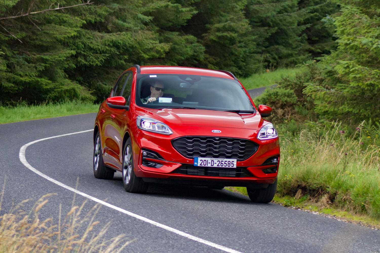 Ford Kuga Phev Plug In Hybrid 2020 Reviews Complete Car