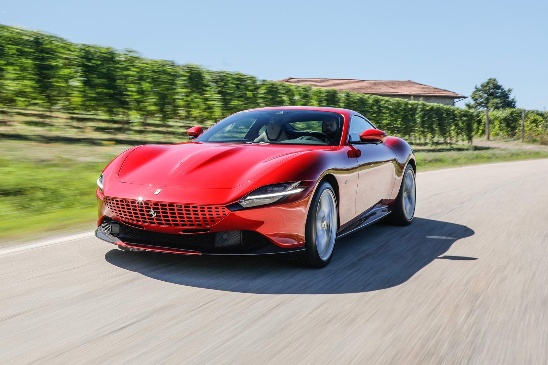 Car Reviews | Ferrari Roma (2020) | CompleteCar.ie