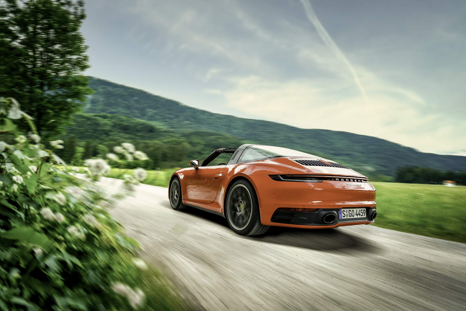 Car Reviews | Porsche 911 Targa 4S (2020 - 992) | CompleteCar.ie