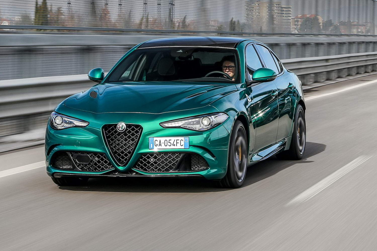 Car Reviews | Alfa Romeo Giulia Quadrifoglio (2021) | CompleteCar.ie