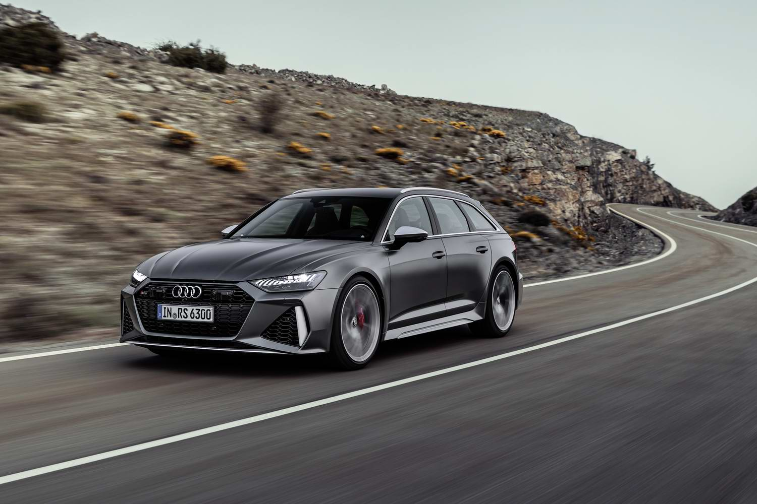 Car Reviews | Audi RS 6 Avant (2020) | CompleteCar.ie